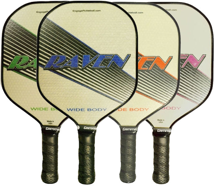 Engage Raven Widebody Pickleball Paddle