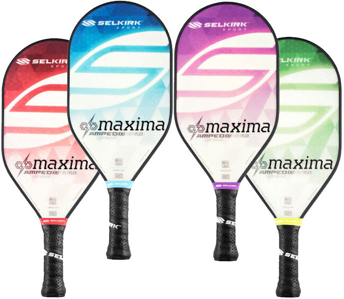 Selkirk AMPED Maxima Lightweight Pickleball Paddle