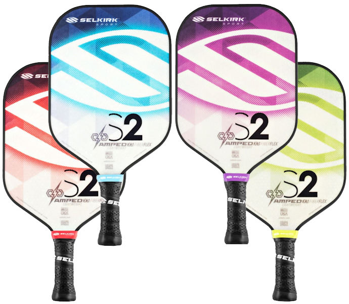 Selkirk AMPED S2 Lightweight Pickleball Paddle