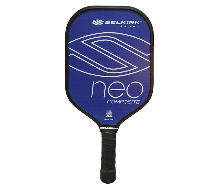 Selkirk Neo Composite Blue Pickleball Paddle