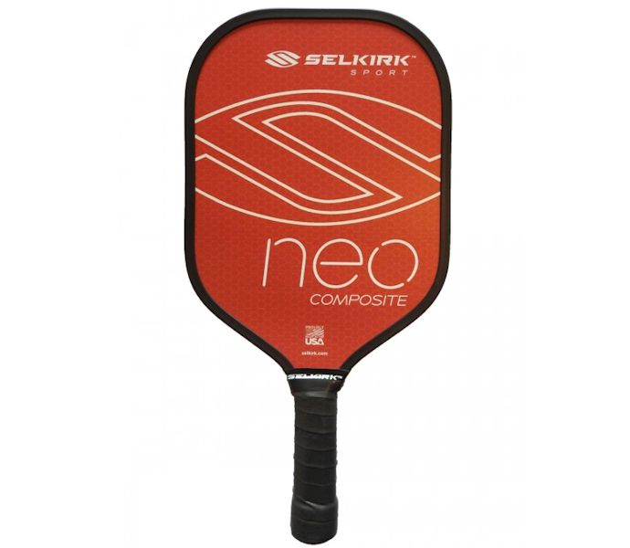 Selkirk Neo Composite Red Pickleball Paddle