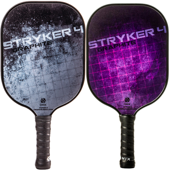 Onix Stryker 4 Graphte Pickleball Paddle