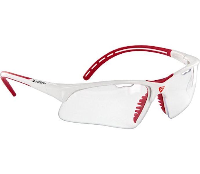 Tecnifibre Absolute Squash Eyewear (White)