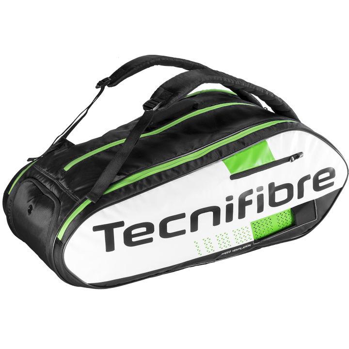 Tecnifibre 2017 Green 12R Squash Bag