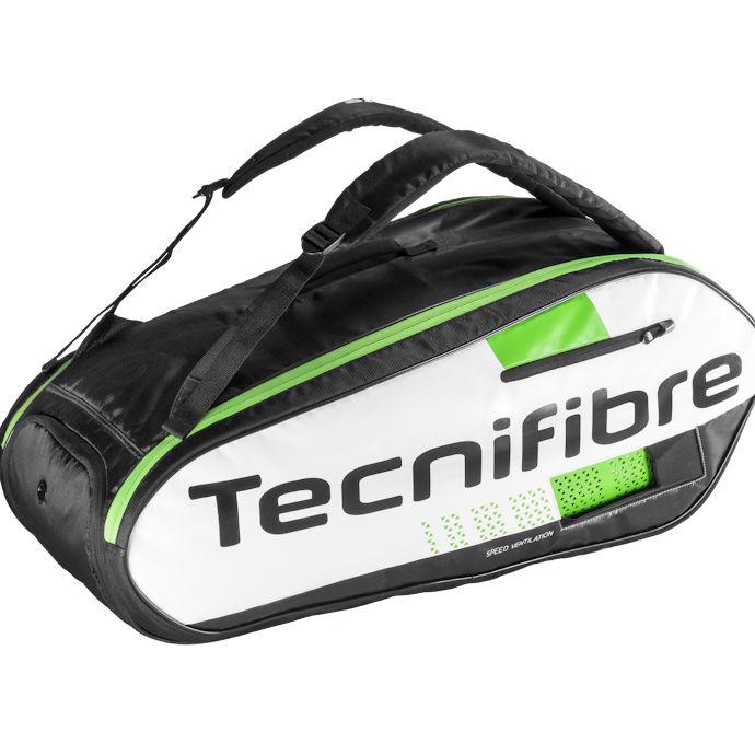 Tecnifibre 2017 Green 9R Squash Bag