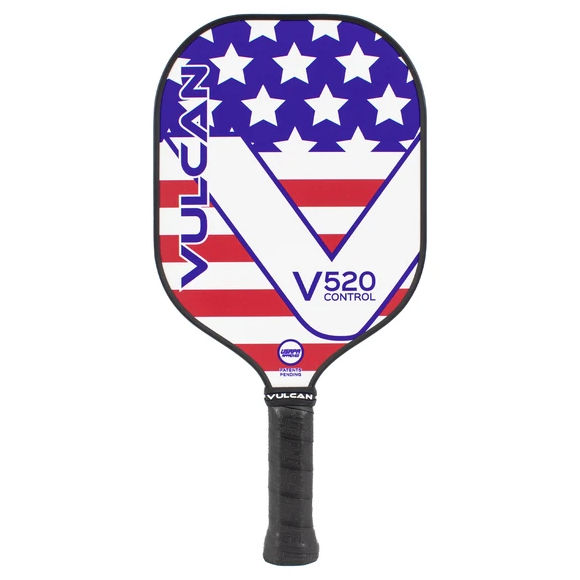 Vulcan V520 Control (Americana) Pickleball Paddle
