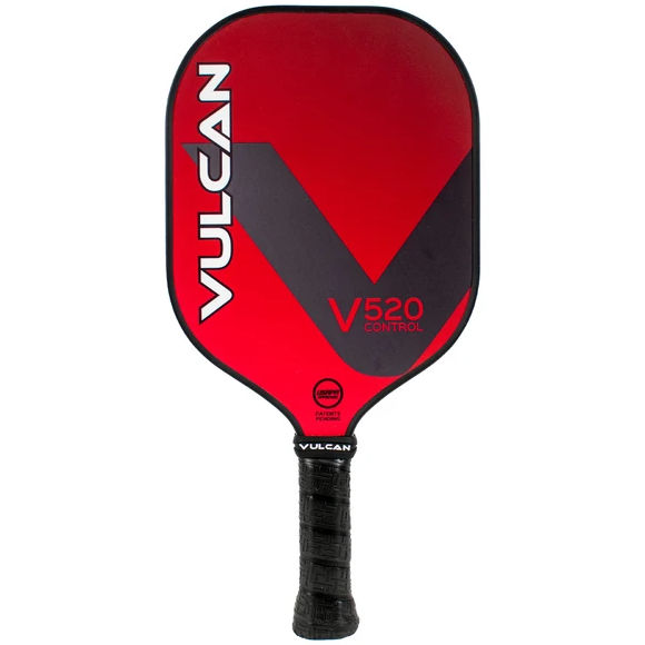 Vulcan V520 Control (Dead Red) Pickleball Paddle