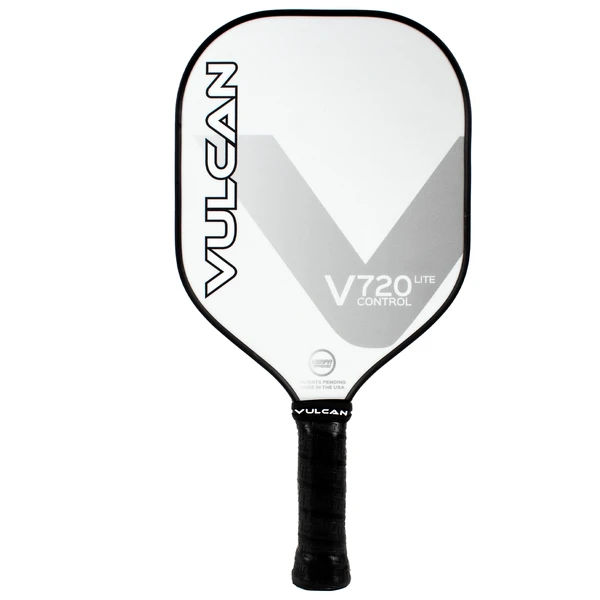 Vulcan V720L Control (Whiteout) Pickleball Paddle