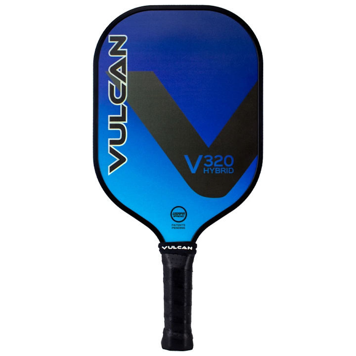 Vulcan V320 Hybrid (Deep Waters) Composite Pickleball Paddle