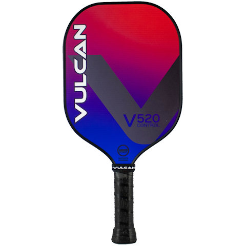 Vulcan V520 Control (Fire & Ice) Pickleball Paddle