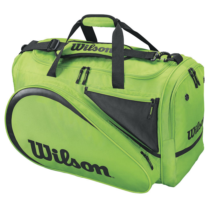 Wilson All Gear Bag (GREEN/BLACK)