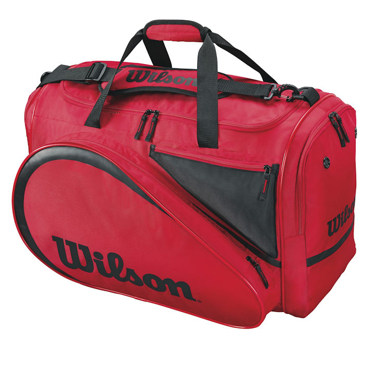 Wilson All Gear Bag (RED/BLACK)