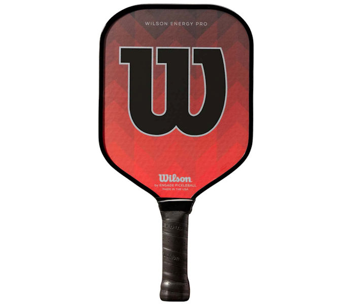 Wilson Energy Pro Red Pickleball Paddle