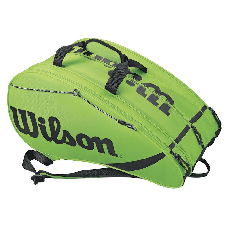 Wilson Rak Pak Bag (GREEN/BLACK)